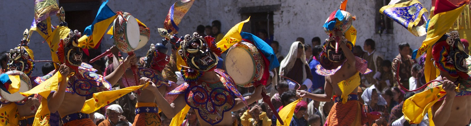 Bhutan – Festivals and Fables
